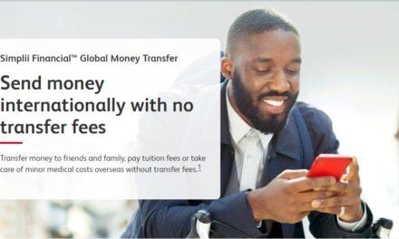 Simplii Global Money Transfer and Foreign Cash Review ($75 Bonus)