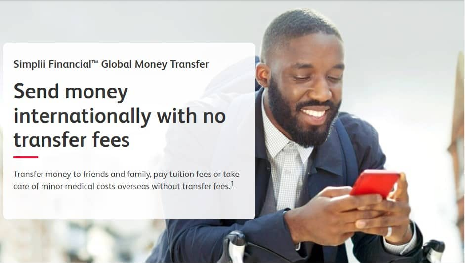 Simplii Global Money Transfer