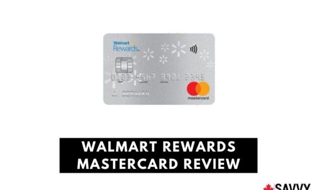 Walmart Rewards Mastercard Review