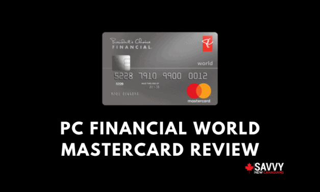 PC Financial World Mastercard Review