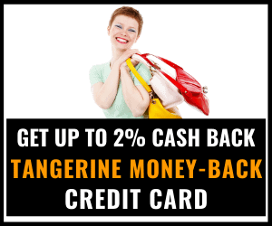 Tangerine Money Back