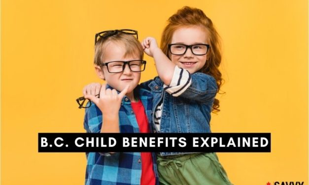 BC Child Benefits: Child Opportunity Benefit, Child Care Subsidy and Dates