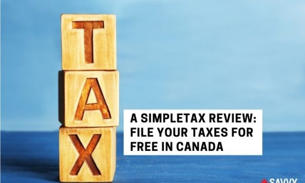 SimpleTax Review: Filing Your Taxes Online in Canada