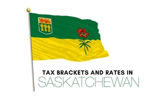 Saskatchewan Tax Brackets and Rates 2020