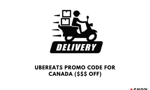 UberEats Promo Code for Canada ($20 Off)
