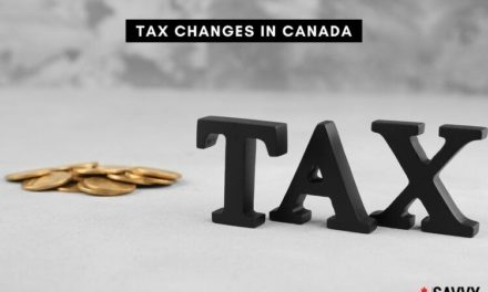 Tax Changes in Canada for 2021