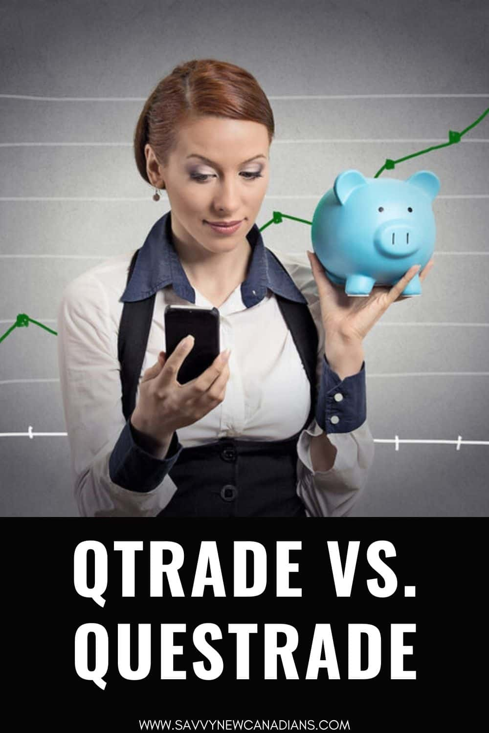 Qtrade vs. Questrade: Compare Online Brokers, Fees, and More
