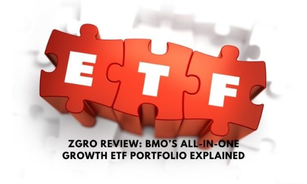 ZGRO Review: BMO's All-in-One Growth ETF Portfolio Explained