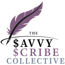 the savvy scribe collective logo
