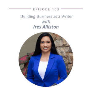 building a business as a writer