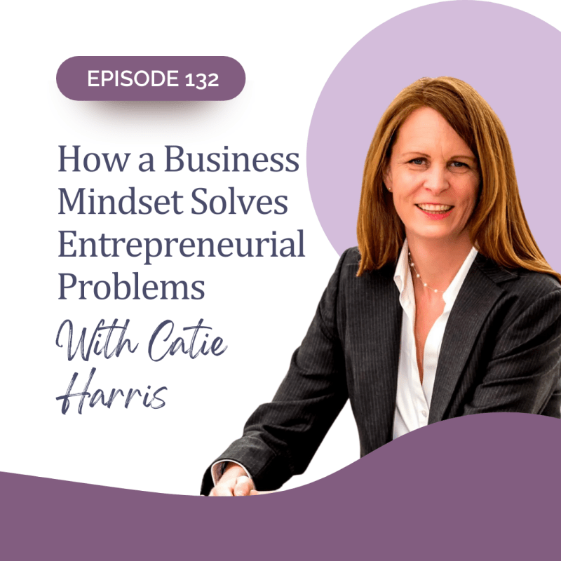How a Business Mindset Solves Entrepreneurial Problems