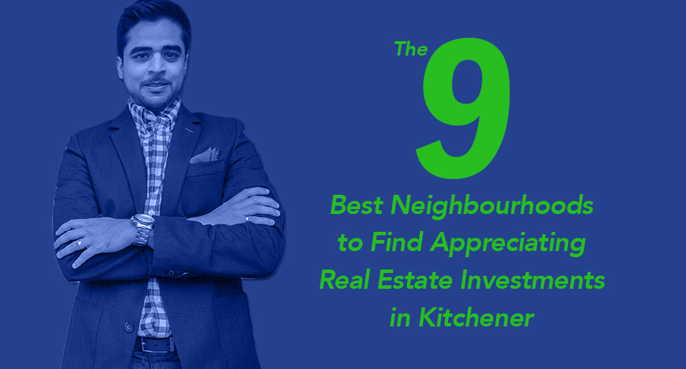 Kitchener real estate investment