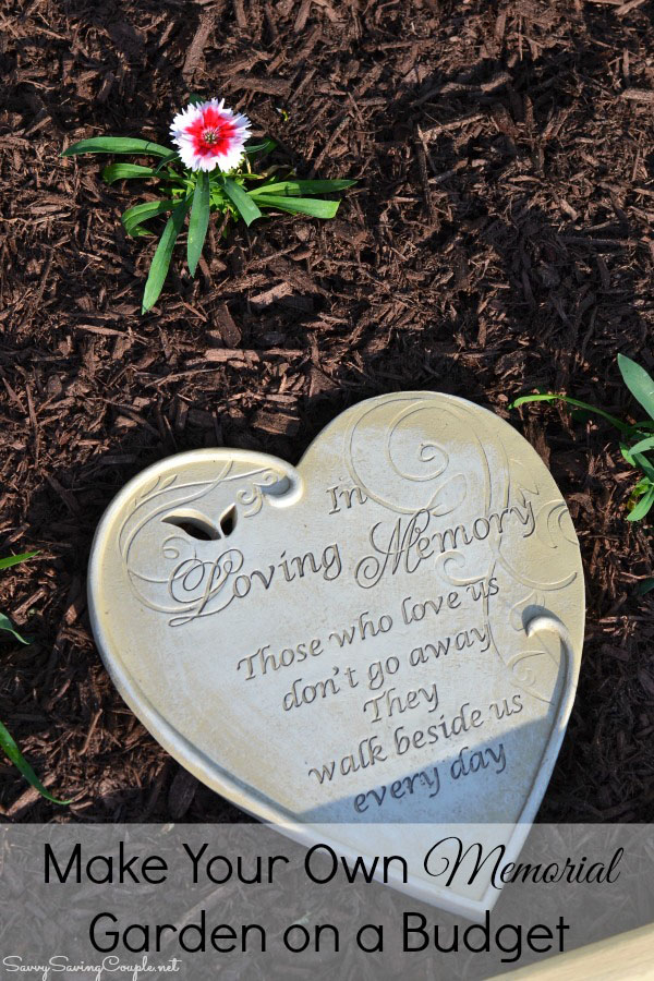 How To Make Your Own Memorial Garden On A Budget Savvy