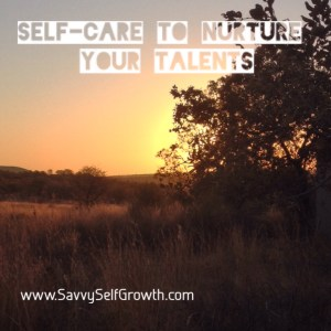 Self-Care-Nurture-Talents