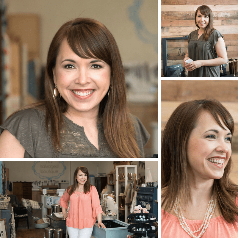 Savvy Shopkeeper headshots by Love Is All You Need Photography