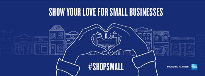 Image result for shop small american express
