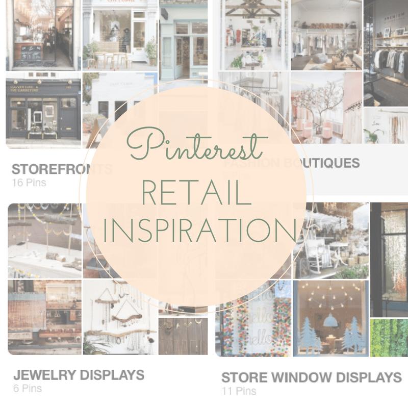 Pinterest Retail Inspiration