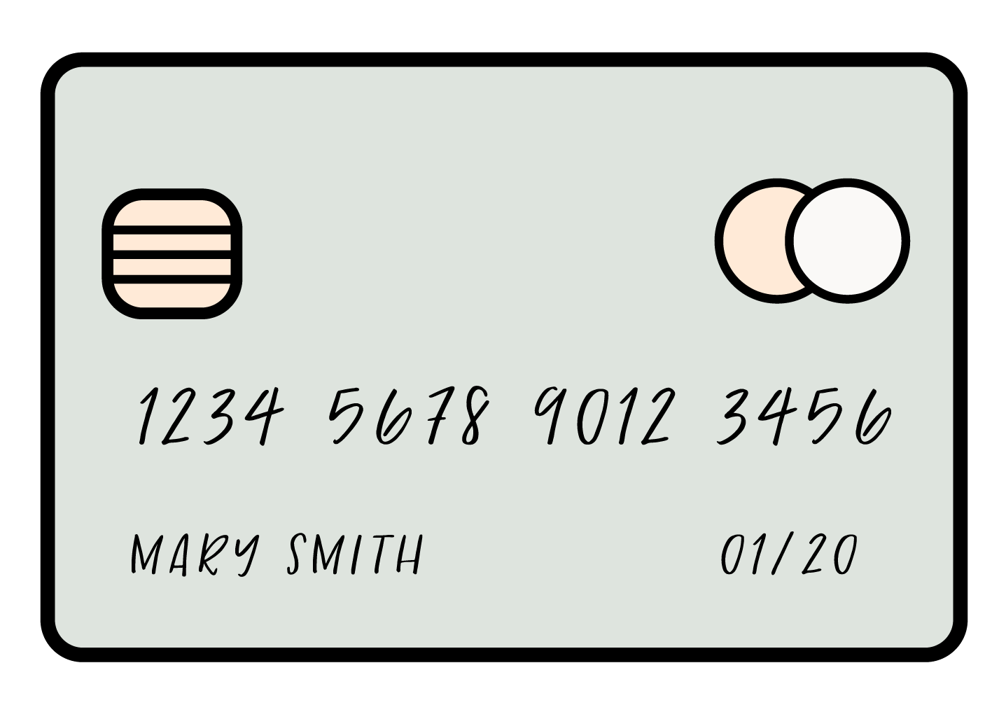 Savvy Shopkeeper credit card sales