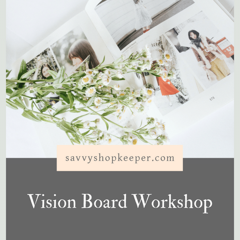 I'm hosting a Vision Board Workshop in Cleveland, Ohio!