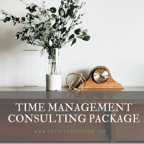 Time Management Consulting Package