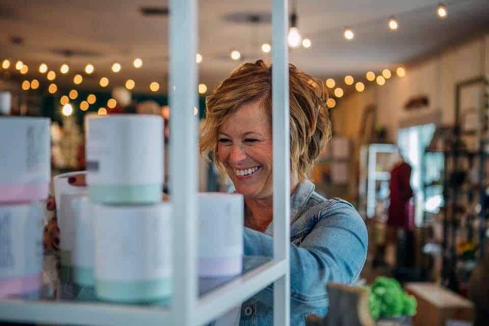 April Petersen Pink + Frillos Shopkeeper Spotlight