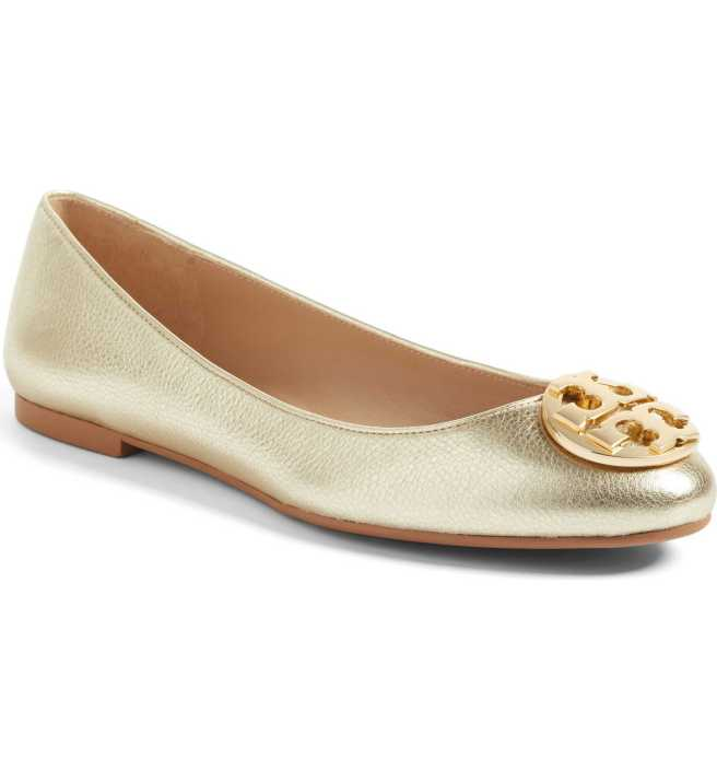 Claire Ballerina Flat