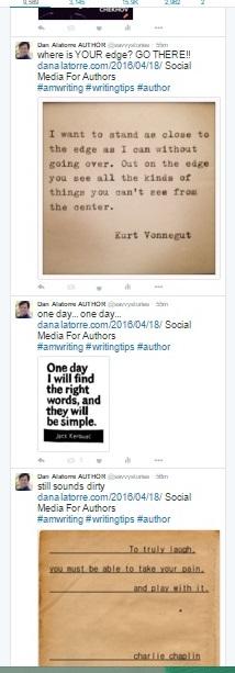 twitter example 5