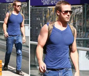 ryan gosling workout savvy strength