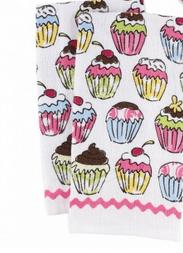 cupcake towels