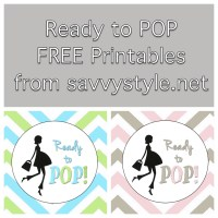 READY TO POP FREE PRINTABLES
