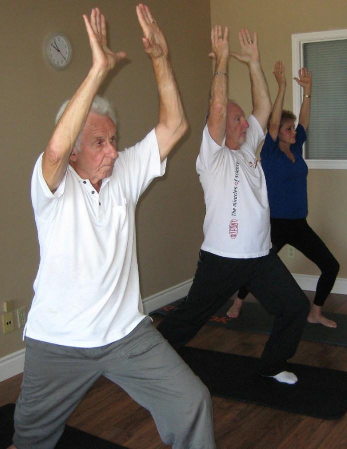 50+ Yoga