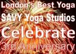 Yoga Studio Anniversary