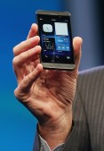 Blackberry Unveils It's New Operation System And Phone