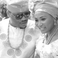 Hot FM Abuja OAP, Amaka Udeh, weds (Photos)