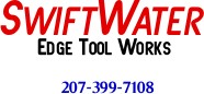 SwiftWater Edge Tool Works logo