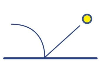 顧客とのラリー(やりとり)が増えますようにと願いを込めたロゴ