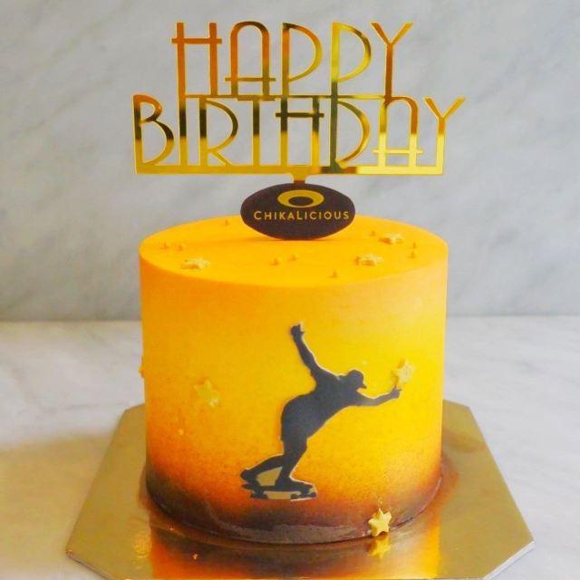 ชิกาลิเซียสเดสเซิร์สแบงค็อก สุขสันต์วันเกิด sawadd