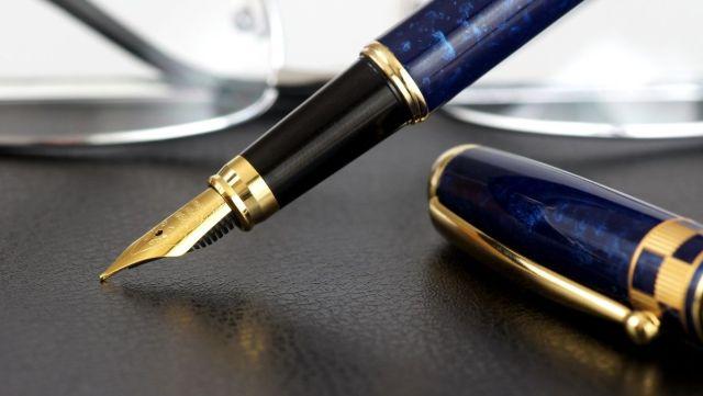 ปากกาหรู วัยเก๋า sawadd