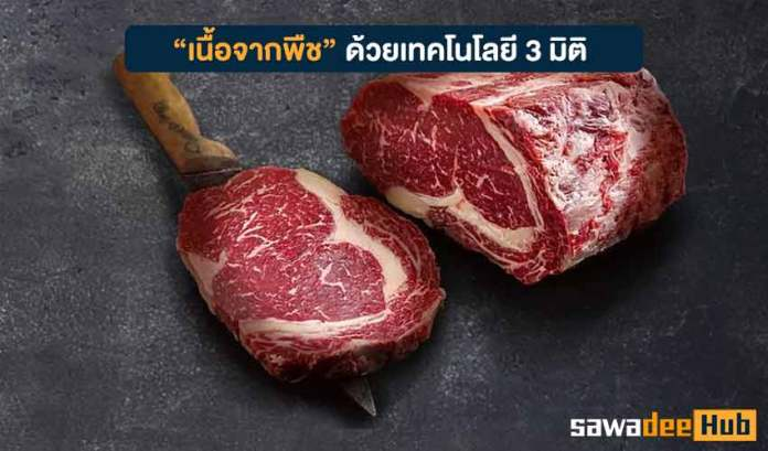 meat from plants