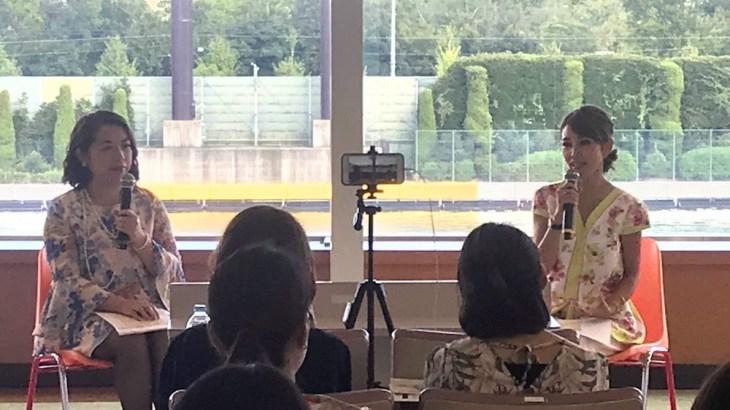 ボートレース住之江様主催「Woman's Meeting」にてプレミアムトークショーを担当しました!