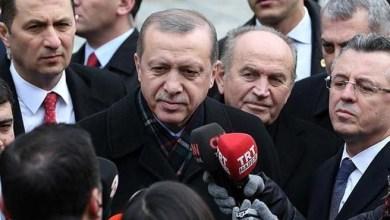 Photo of أردوغان ..  إن لم تنفّذ الوعود المتعلقة بسوريا سنقطع حبل المشيمة بأنفسنا