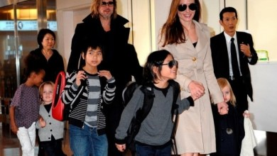 Photo of أنجلينا جولي ترتكب خطأ قد يكلّفها حضانة أولادها
