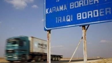 Photo of دوريات اميركية على طريق بغداد الاردن