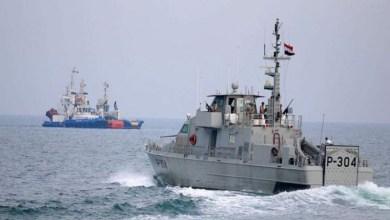 Photo of غرق سفينة عراقية بالخليج العربي