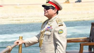 """Photo of محمد علي لـ""""MEE"""": أنفاق سرية لسحب مياه قناة السويس"""