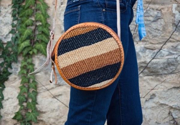 sawa sawa round kiondo bag