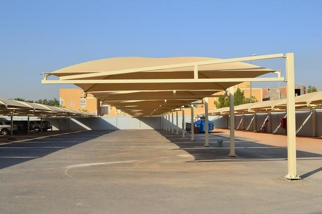 مظلات شمال الرياض مظلات سيارات وحدائق 0535553929