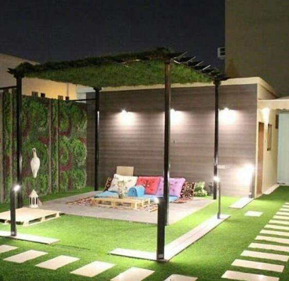 مظلات خارجية للحدائق الرياض | أرخص أسعار تركيب مظلة حدائق