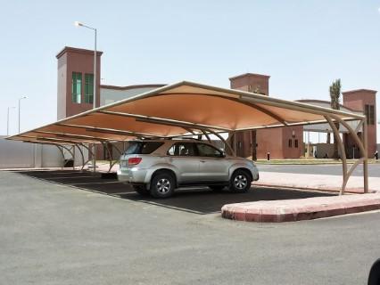 شركة لتنفيذ مظلات مواقف السيارات بالرياض 0535553929