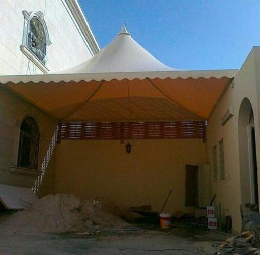 مظلات حي ظهرة البديعة الرياض 0535553929 تركيب افضل مظلات سيارات وحدائق